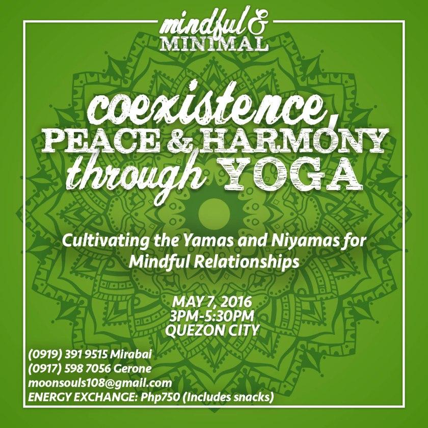 MindfulandMinimal- Yoga