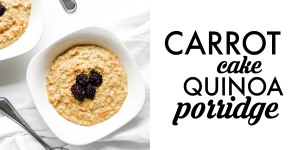 THP-carrotcakequinoaporridge